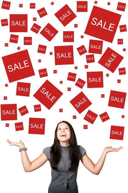 初売りセール開始!ショッピング中のLINEやりとりを快適にする!